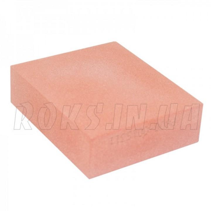 Абразивный точильный камень для заточки NANIWA Professional Stone обрез., 70х55-57х20мм 800 grit (терракотовый)