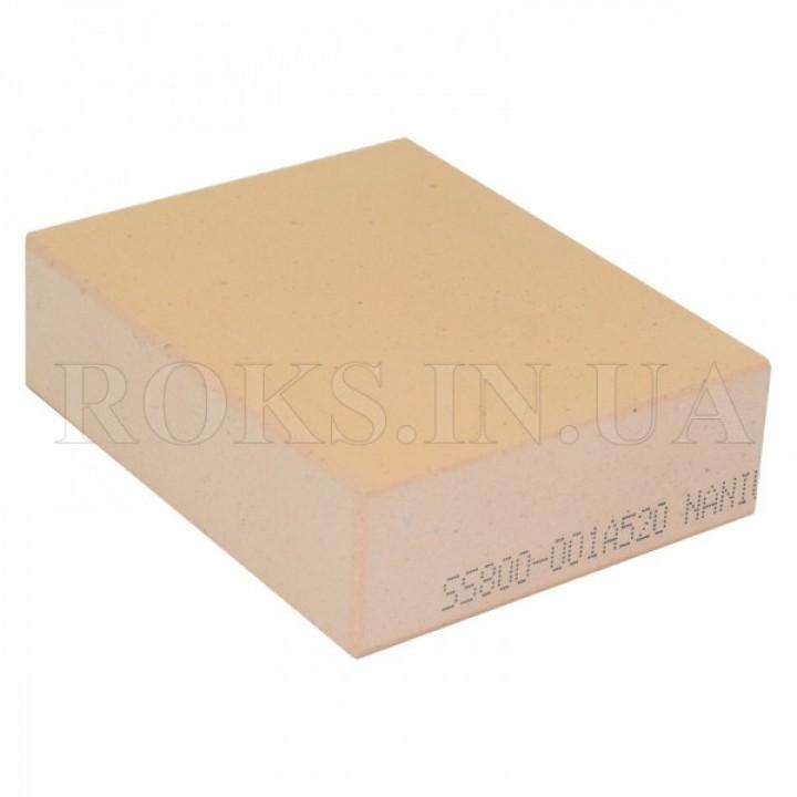 Абразивный точильный камень для заточки NANIWA Sarptning Stone 800 grit, 70х55-57х20мм