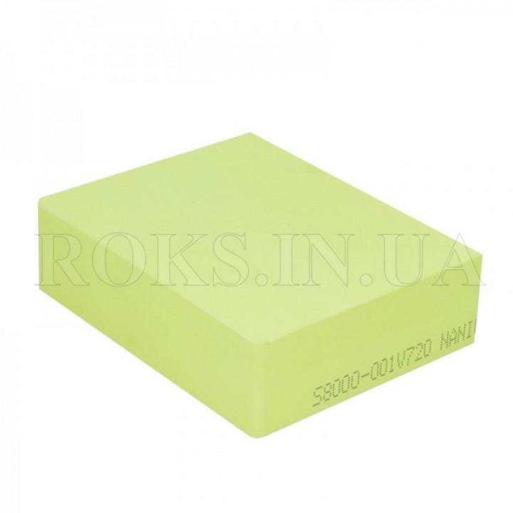 Абразивный точильный камень для заточки NANIWA Sarptning Stone 8000 grit, 70х55-57х20мм
