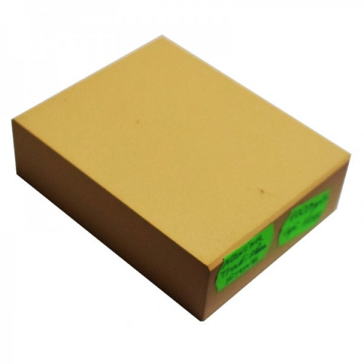 Абразивный точильный камень для заточки NANIWA Traditional Stone обрез. 70х55-57х20мм, 1000 grit