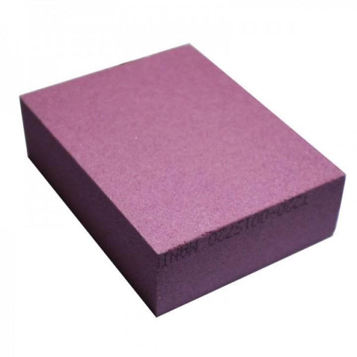 Абразивный точильный камень для заточки NANIWA Traditional Stone обрез. 70х55-57х20мм, 220 grit