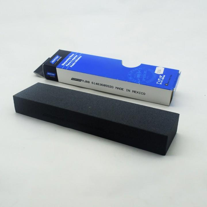 """Абразивный точильный камень для заточки Norton Crystalon 8""""x 2""""x1"""" Medium"""