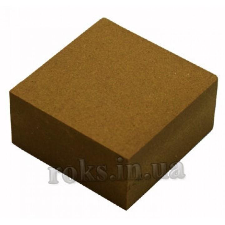 Абразивный точильный камень для заточки Norton India Medium квадрат 52х52х25