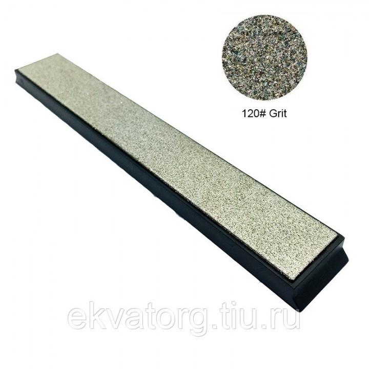 Брусок точильный алмазный на бланке #120 grit