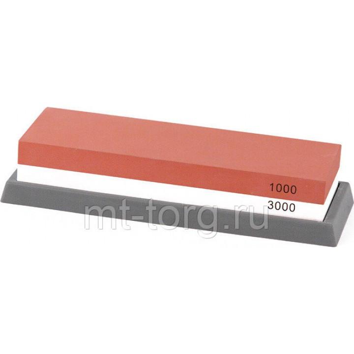 Камень точильный водный комбинированный 1000/3000