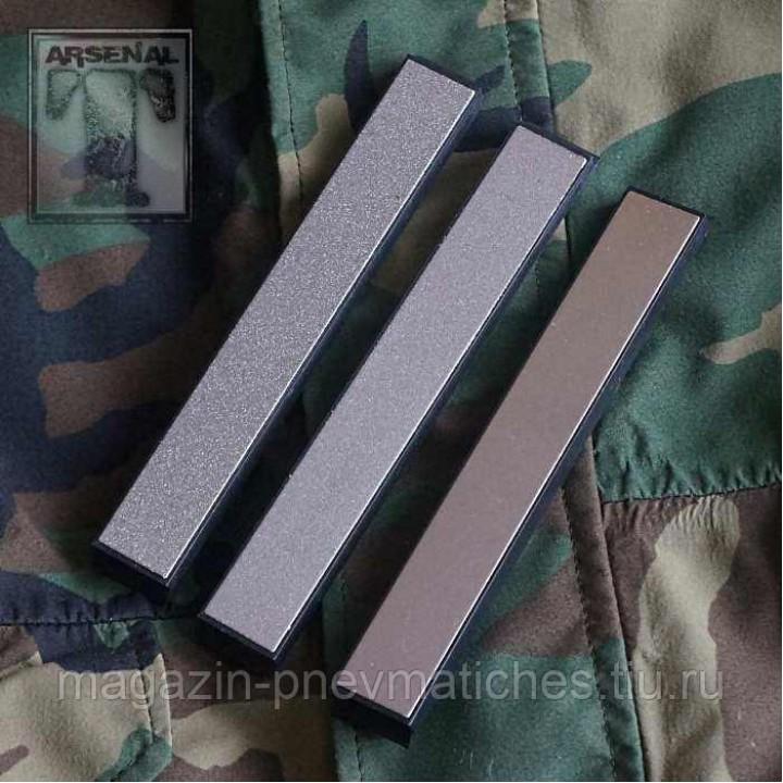 Набор алмазных брусков для заточки ножей
