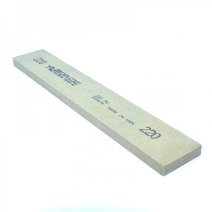 Точильный камень Boride, серия PC 220 грит широкий 150 x 25 x 6 мм