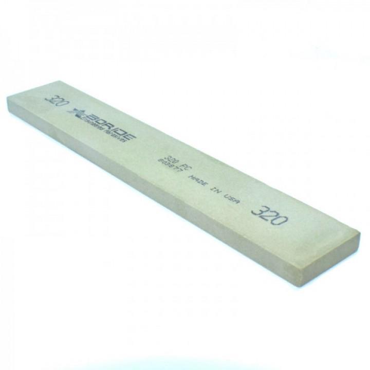 Точильный камень Boride, серия PC 320 грит широкий 150 x 25 x 6 мм