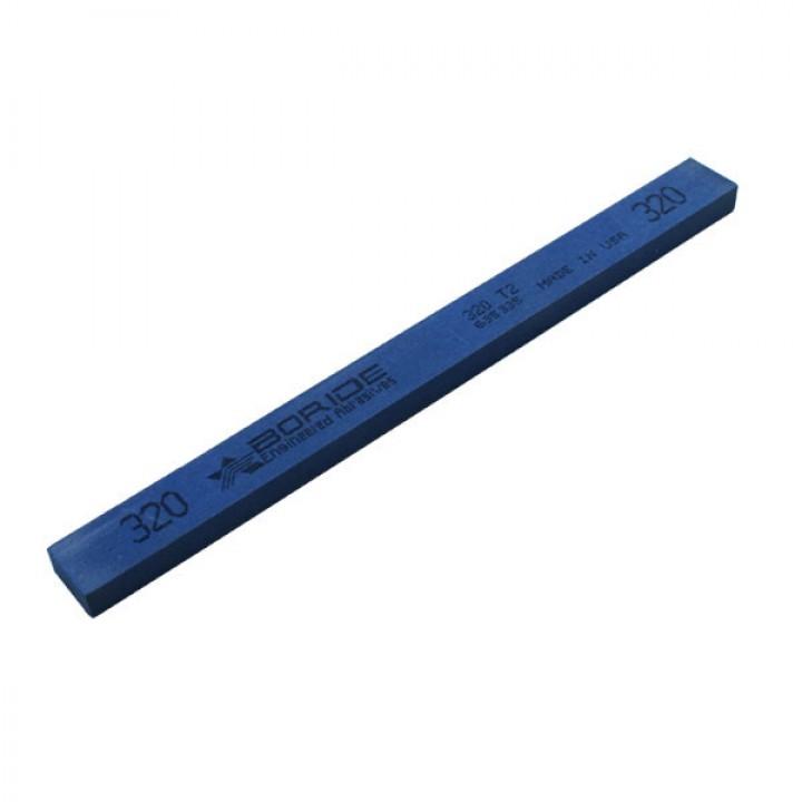 Точильный камень Boride T2 320 узкий 150 x 12 x 6 мм
