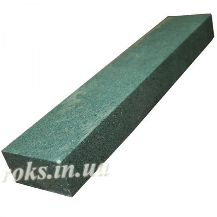 Точильный камень зеленый 64с БП 200x40x20 мм 8П СМ1