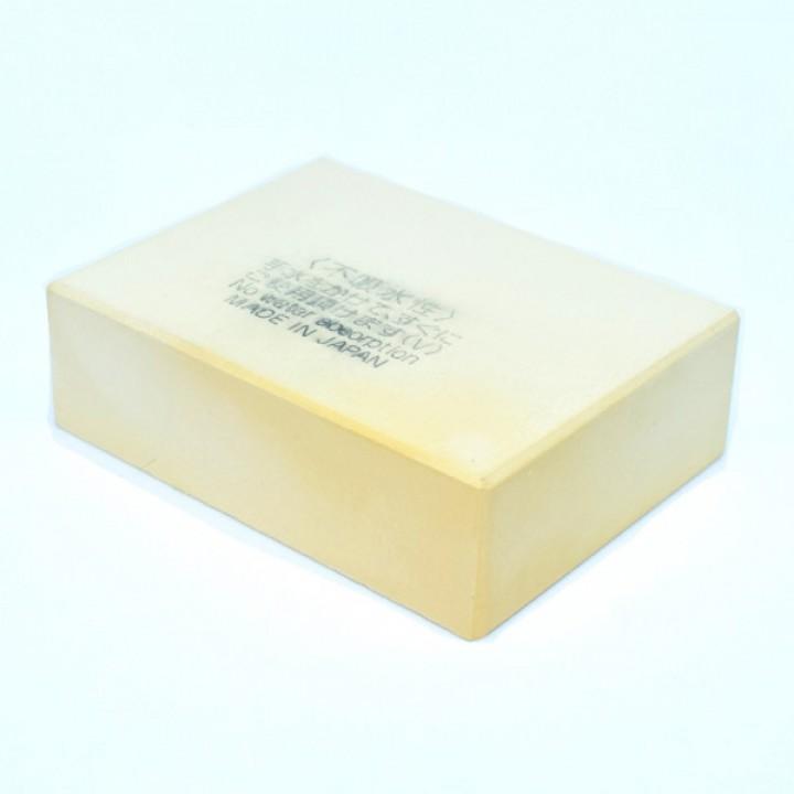 Точильный японский камень Suehiro Debado 3000 грит 72x55х21мм обрез