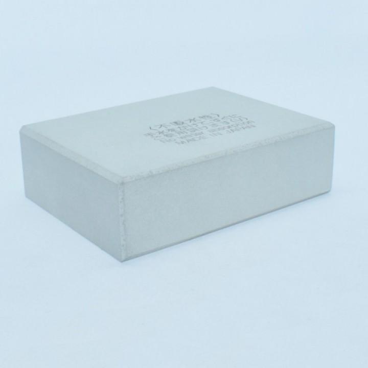 Точильный японский камень Suehiro Debado 600 грит 72x55х21мм обрез
