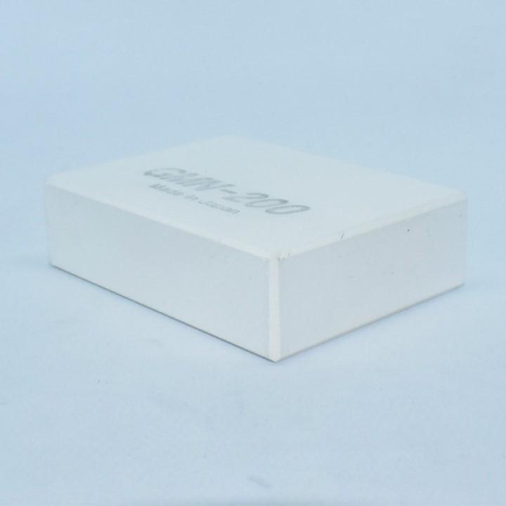 Точильный японский камень Suehiro Gokumyo 20 000 grit 74x53х23мм обрез