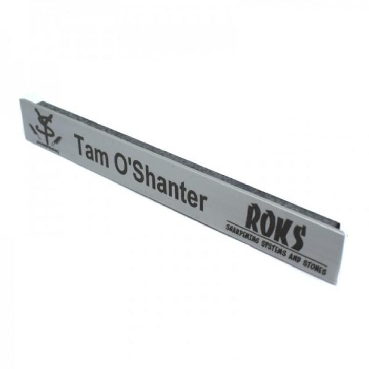 Винтажный точильный камень Tam O Shanter 150x16x5 mm на бланке