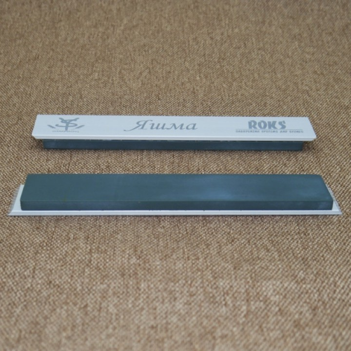 YS Брусок точильный Яшма - 150x25х5.5мм на бланке