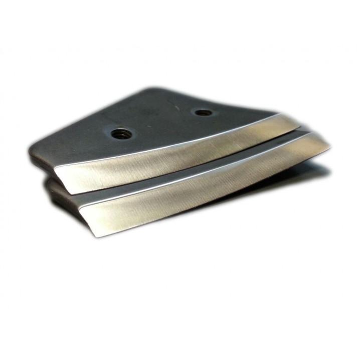 Заточка ножей для ледобура Mora 200